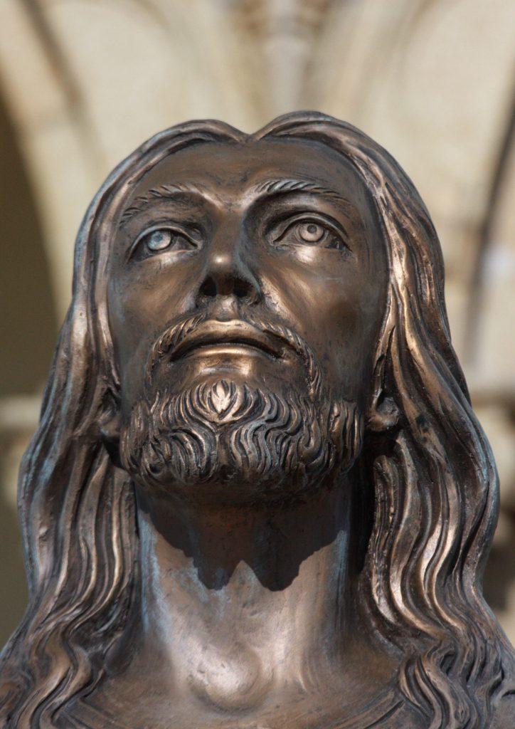 Bronze Jesus